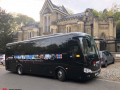 33 seater coach hire with a driver