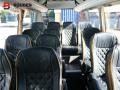 vip minibus hire with driver birmingham