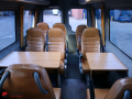 8 seater luxury minibus interior WM