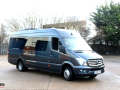 executive minibus hire in birmingham