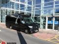 luxury minibus hire birmingham