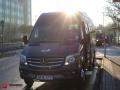 minibus hire birmingham airport