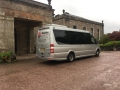 minibus to hire for international tour