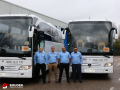coach hire birmingham with driver