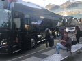 coach to the airport - bouden coach travel