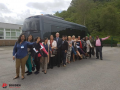 hen do coach hire with a driver
