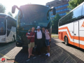 international tour coach hire with a driver
