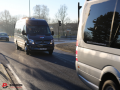 minibus to hrie in birmingham area with driver