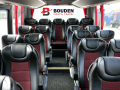33 seater executive midicoach hire interior WM
