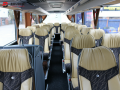 49 seat luxury interior coach hire mini bus hire