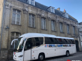49 seater coach hire with a driver