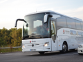 50 seater coach to hire with a driver