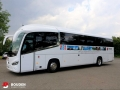 53 seater coach to hire with a driver in birmingham
