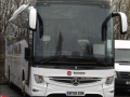 55 seater coach to hire with a driver
