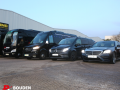 Bouden Coach Travel - luxury chauffeured car hire