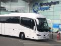 airport coach hire in birmingham - bouden coach travel