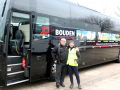 birmingham coach to hire for tours