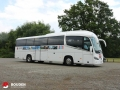 bus and coach company birmingham 50 seater coach to hire with a driver