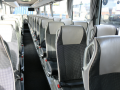coach hire executive interior
