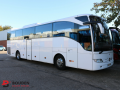 coach hire executive transport personnel