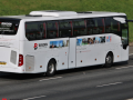 coach hire services in west midlands