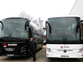 coach to hire for international tours