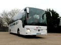 coach to hire with driver for corporate event birmingham