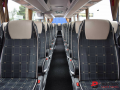 executive coach hire interior seats WM