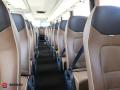 interior luxury coach hire coventry