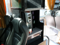 luxury coach hire with drinks machine