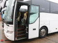 luxury coach to hire for corporate event birmingham