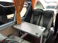 luxury football team coach to hire with a driver