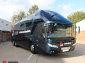 luxury team coach hire with a driver in the birmingham area