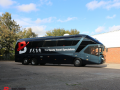 luxury team coach to hire in birmingham