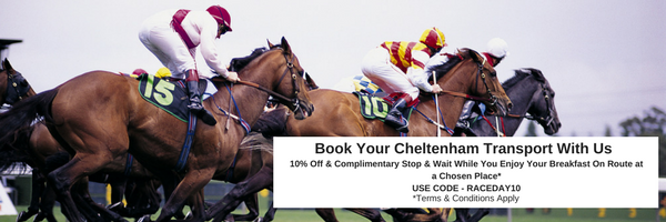 Book Your Cheltenham Transport With Us