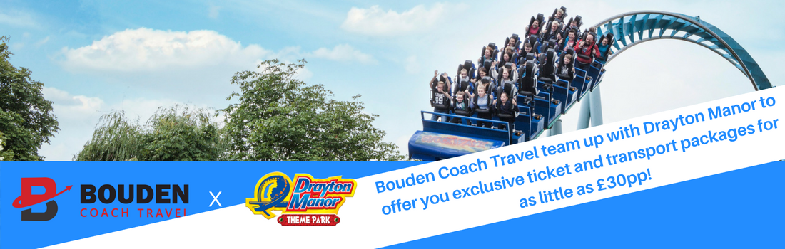 Drayton Manor Packages
