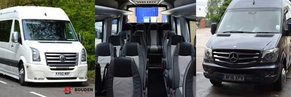 tour minibus hire