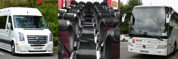 standard minibus hire