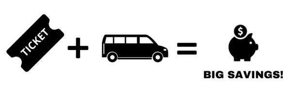 executive royal ascot minibus hire