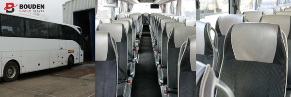 disabled access coach hire