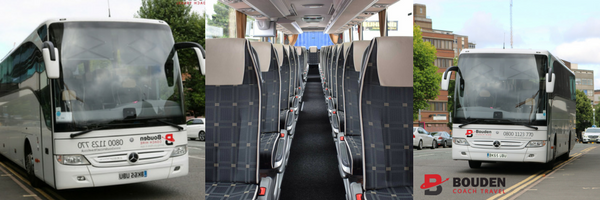 school trip coach hire