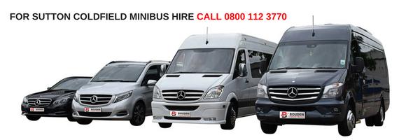 sutton coldfield minibus hire