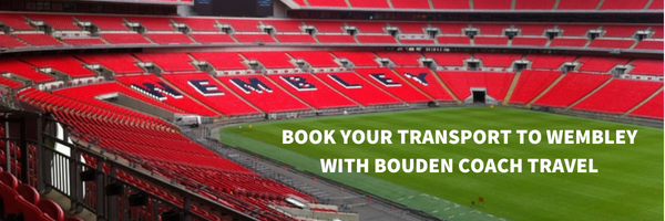 play off final coach hire
