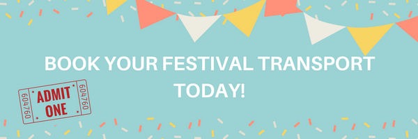 festival coach hire festival minibus hire
