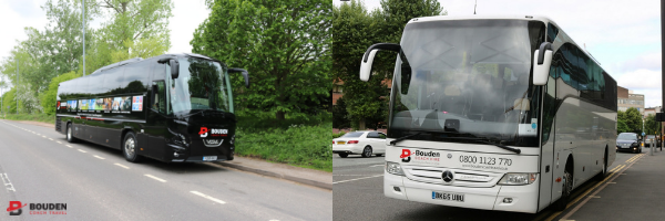 sports event coach hire
