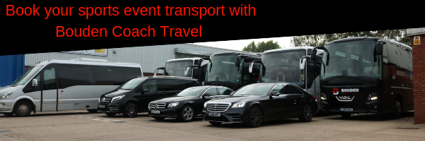 sports event transport
