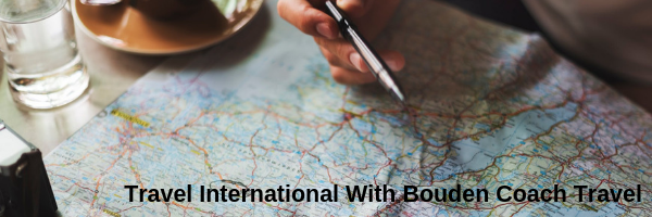 Travel International With Bouden Coach Travel