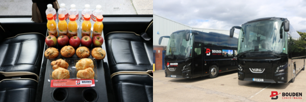 sports team coach hire