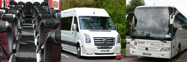 Boudens luxury minibus and coach