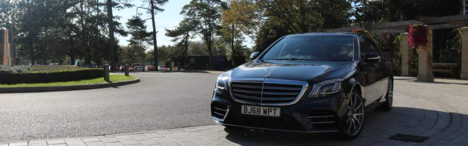 Chauffeured Car Hire